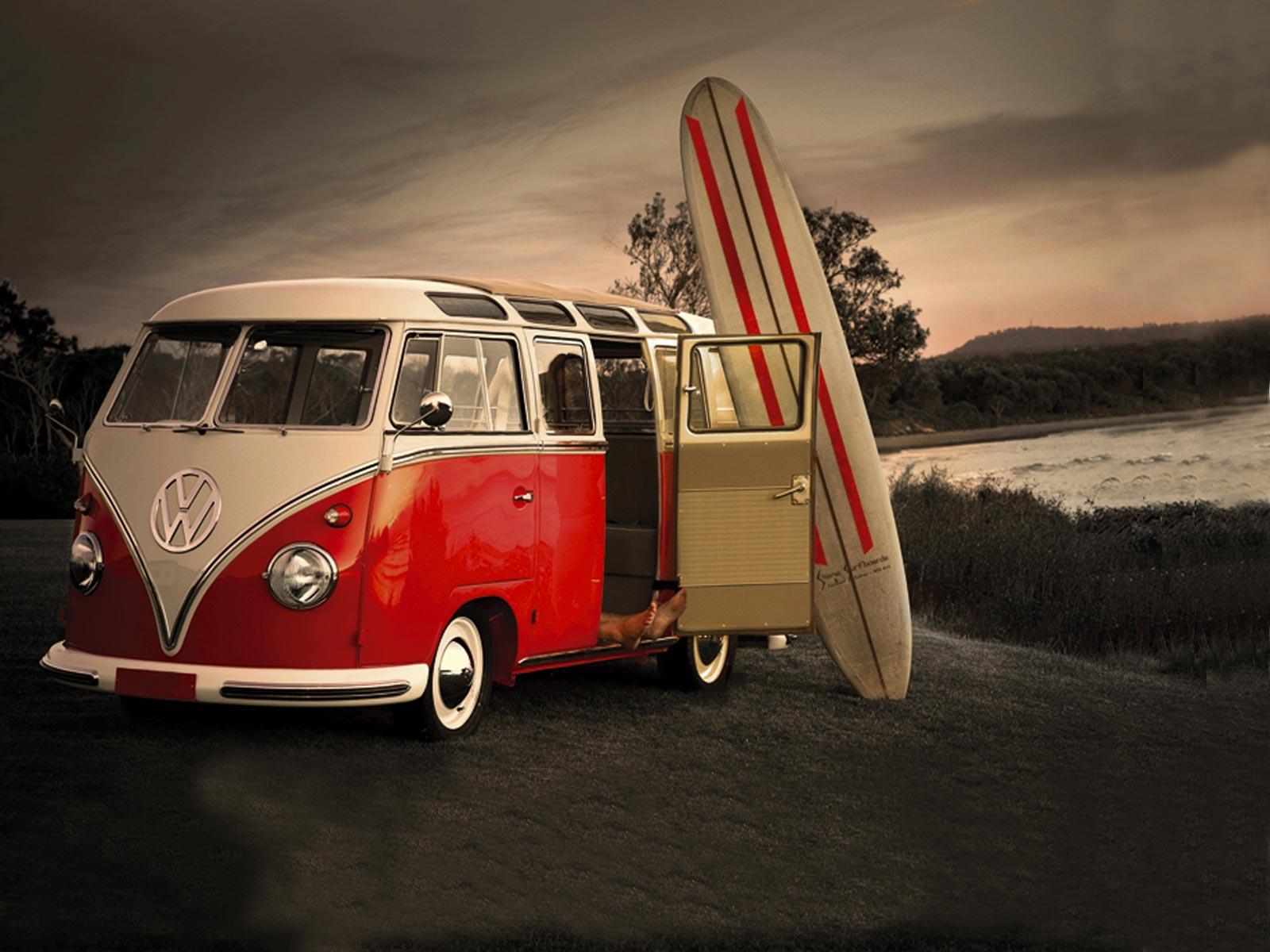 t1 surf bus foto landss pinterest. Black Bedroom Furniture Sets. Home Design Ideas